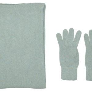 Комплект шарф и перчатки оптом IN-21974-5