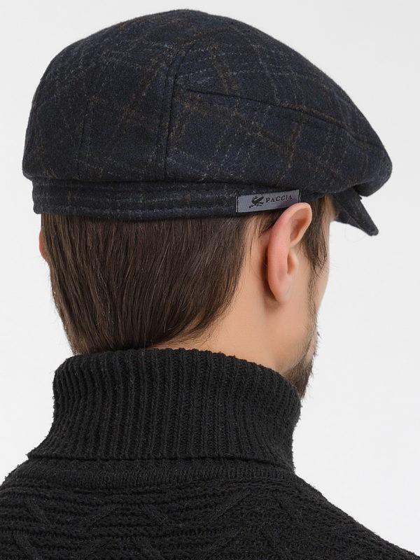 Мужская кепка восьмиклинка оптом Paccia