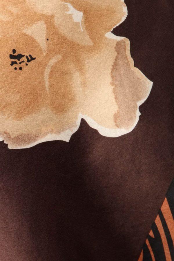 Платок женский оптом KR9090-03-rosabrown