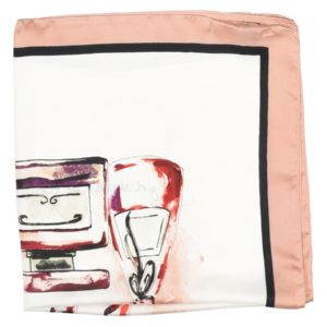 Шелковый платок оптом