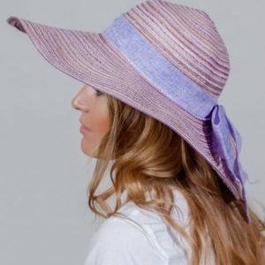 Шляпа летняя оптом TS-11701-17