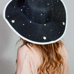 Шляпа летняя оптом TS-11701-19