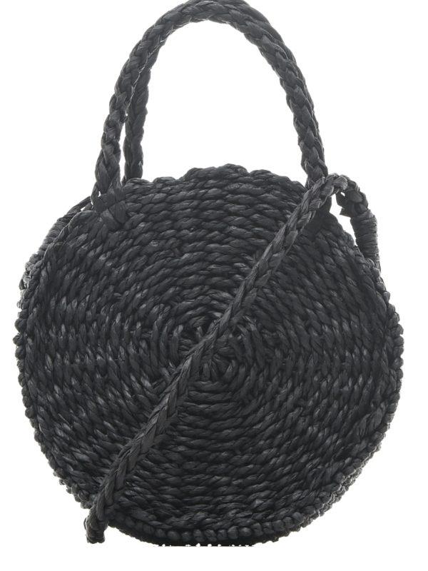 Соломеная сумка оптом GN-120044