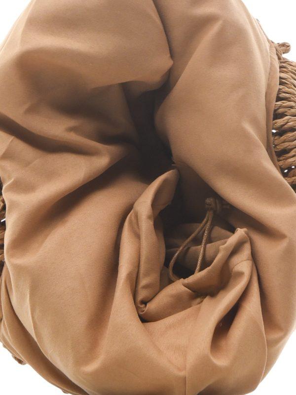 Соломеная сумка оптом GN-120046