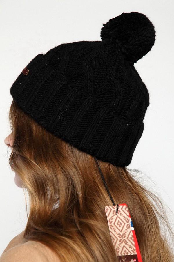 Вязаная шапка оптом 4255/2