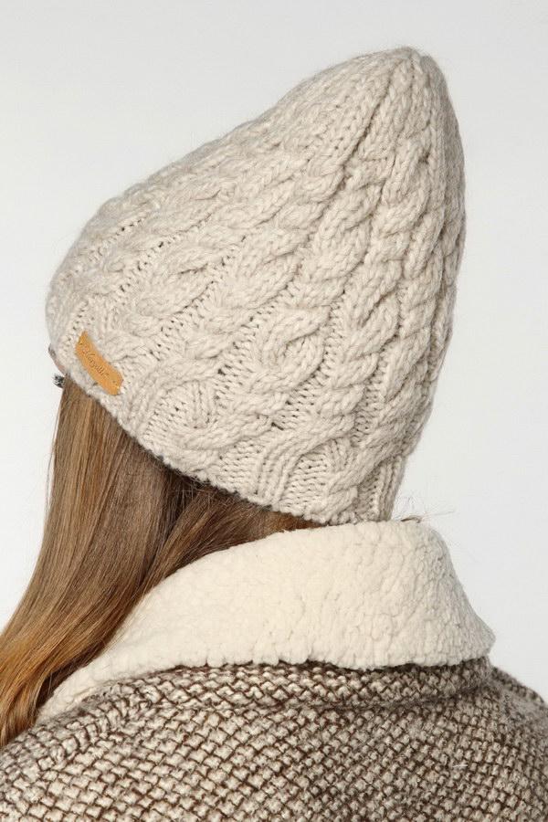 Вязаная шапка оптом 45101/19