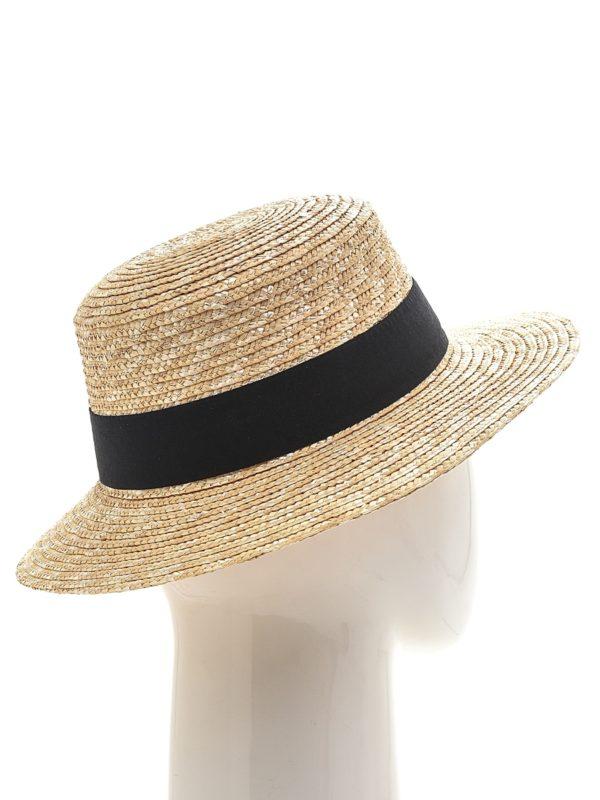 Женская соломенная шляпа оптом GN-120020