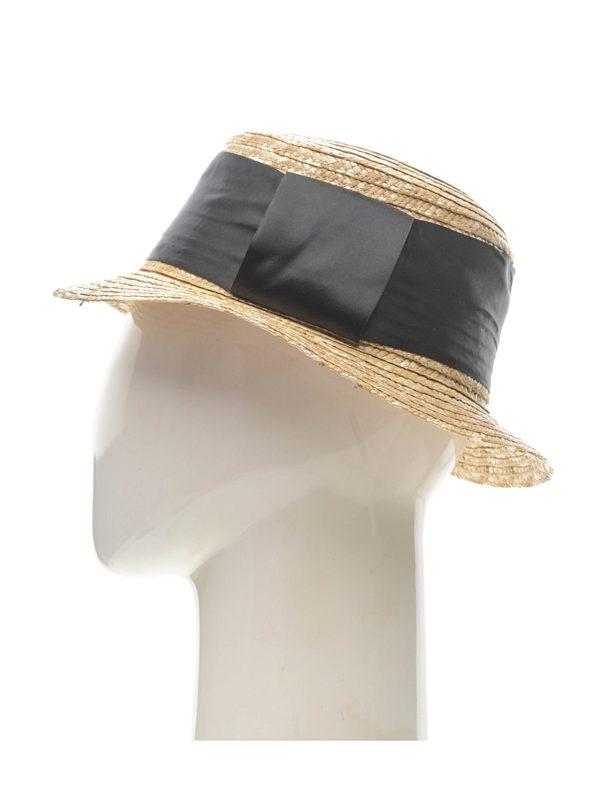 Женская соломенная шляпа оптом GN-120027