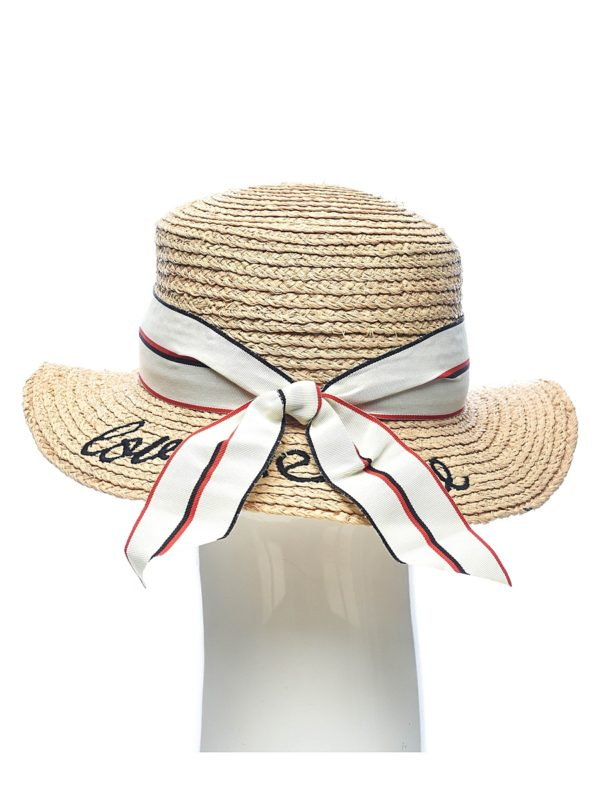 Женская соломенная шляпа оптом GN-120030