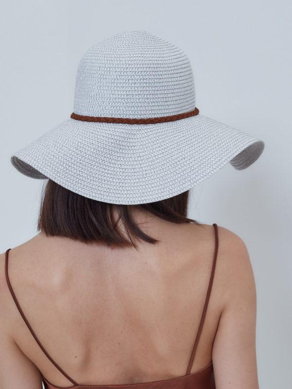 Шляпа Белый