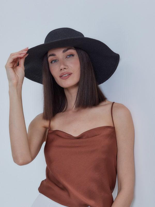 Шляпа Черный