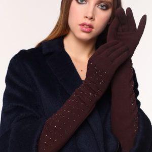 Перчатки женские Sophie Ramage акрил;шерсть