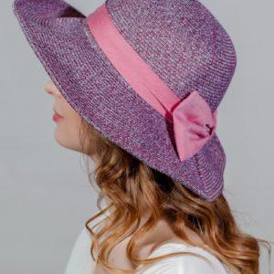 Шляпа женская Sophie Ramage солома